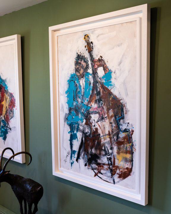 Painting by Danny V Smith for Kilbaha Gallery Buy Irish Art Online