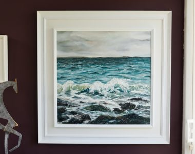 Wild Waters by D for Kilbaha Gallery Buy Irish Art Online