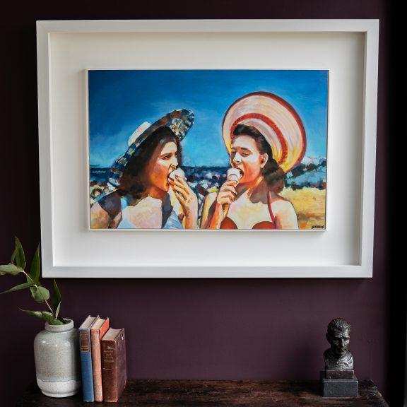 Gillian Kenny Shinnors for Kilbaha Gallery