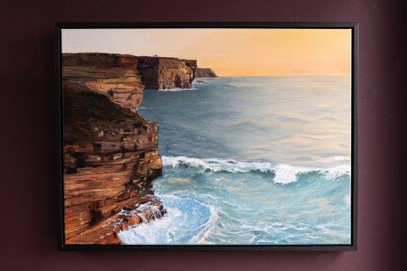 Jean Flannery for Kilbaha Gallery Buy Irish Art Online