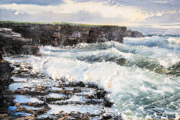 Mark Eldred for Kilbaha Gallery Buy Irish Art Online