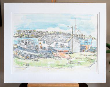 Ruth Wood for Kilbaha Gallery Buy Irish Art Online