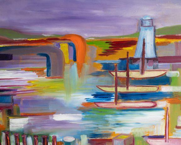 Paul McMahon for Kilbaha Gallery Buy Irish Art Online